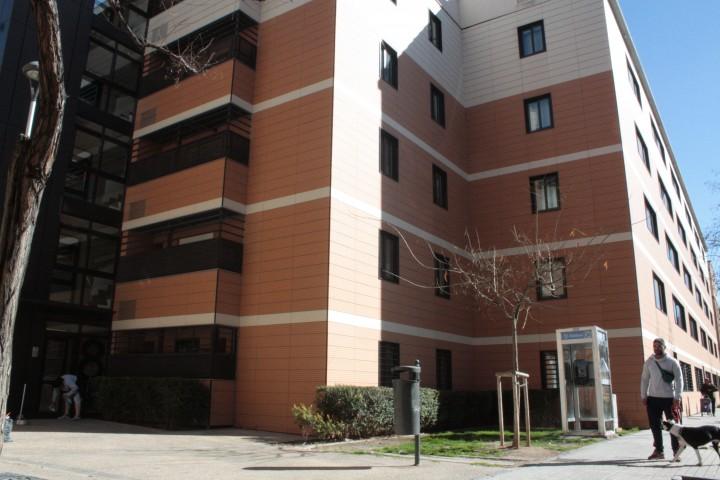 edificio piloto de rehabilitacion en las fuentes en el grupo Andrea Casamayor