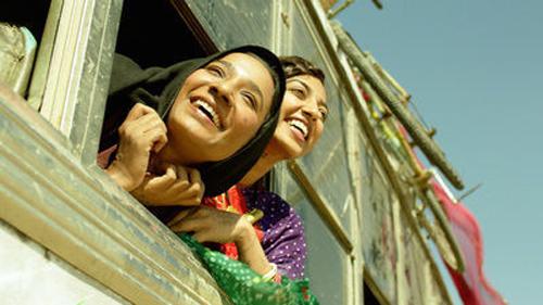 Una imagen de la película 'La estación de las mujeres', de la directora india Leena Yadav