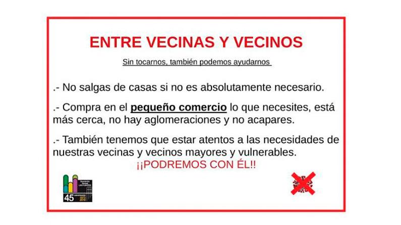 Av Las Fuentes Coronavirus