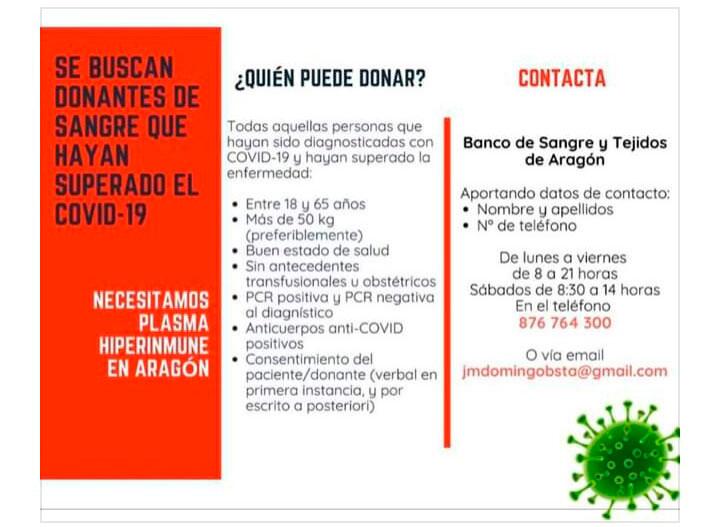 Donantes Covid-19 27-03-2020