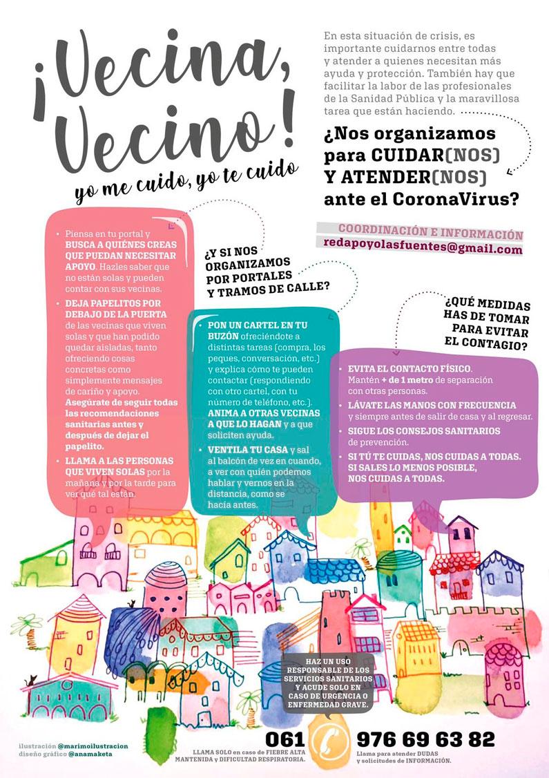 Red de Apoyo Vecinal Las Fuentes